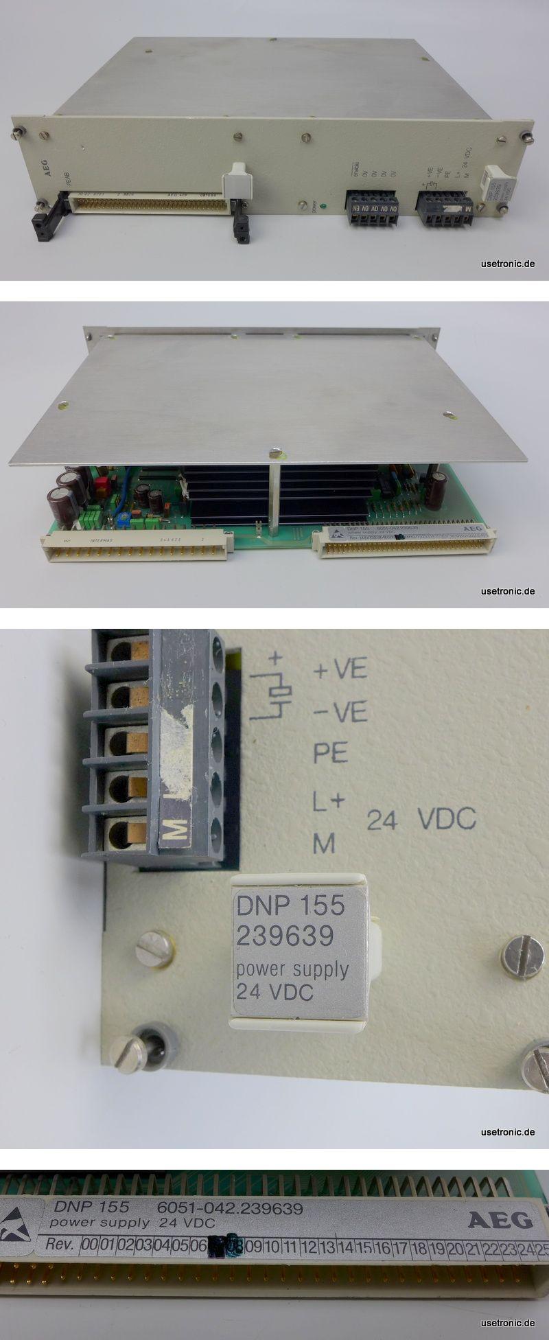 AEG PEAB DNP  DNP 155239639 Power Supply 42 VDC E-8