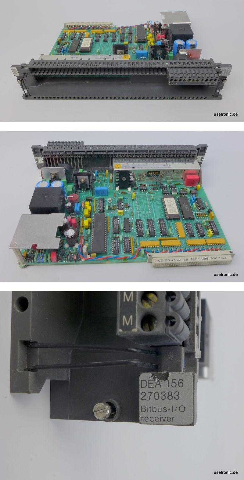AEG Modicon DEA-156 6051-042.270383