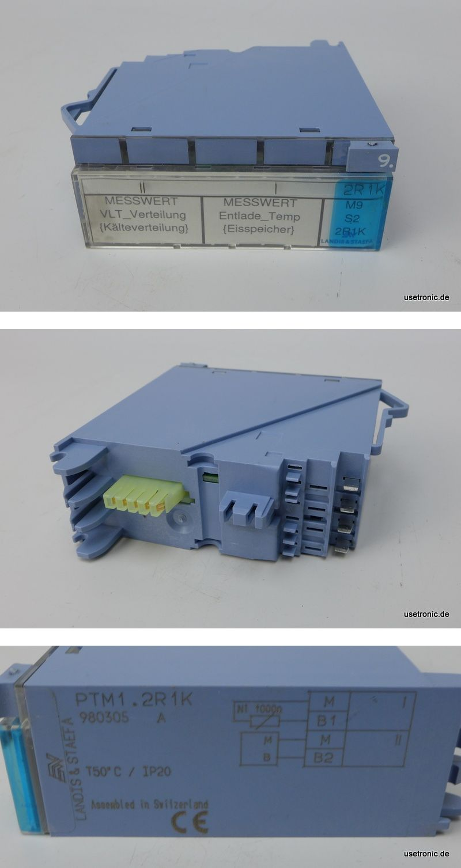 Siemens Landis & Staefa PTM1.2R1K