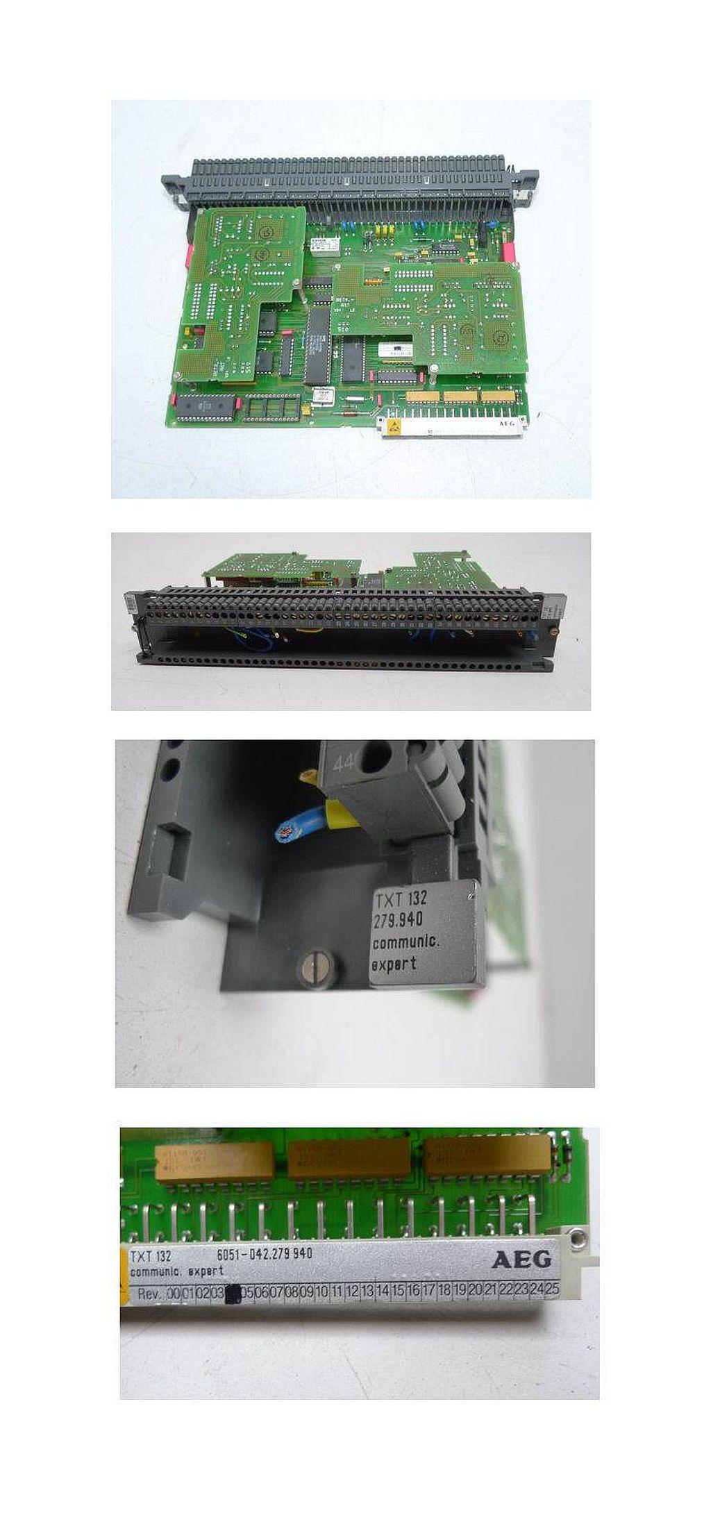 AEG SPS Modul TXT-132 6051-042.279940