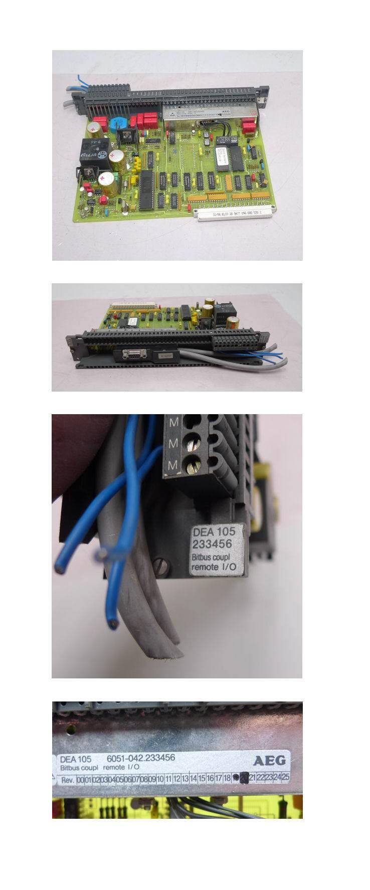 AEG DEA-105 6051-042.233456