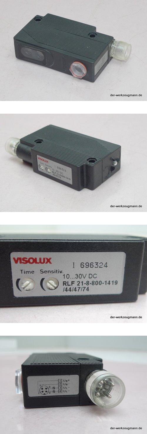 Visolux Lichtschranke RLF 21-8-800-1419