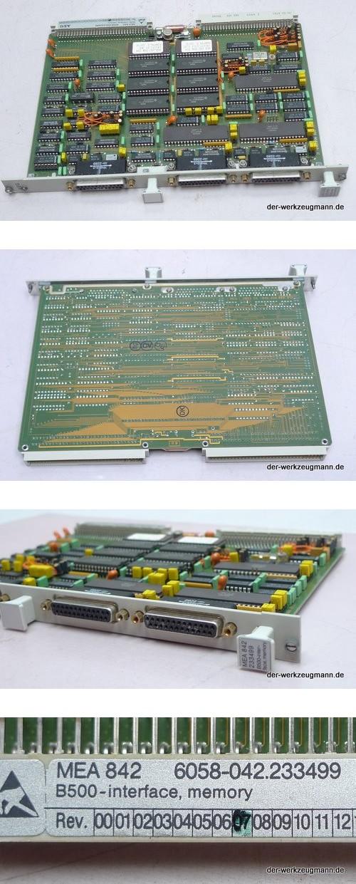 AEG SPS Modul MEA 842 6058-042.233499