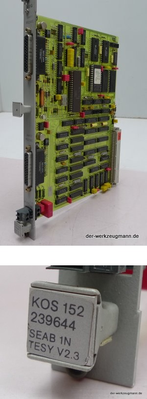 AEG SPS Modul KOS 152 6058-042.239644 SEAB 1N