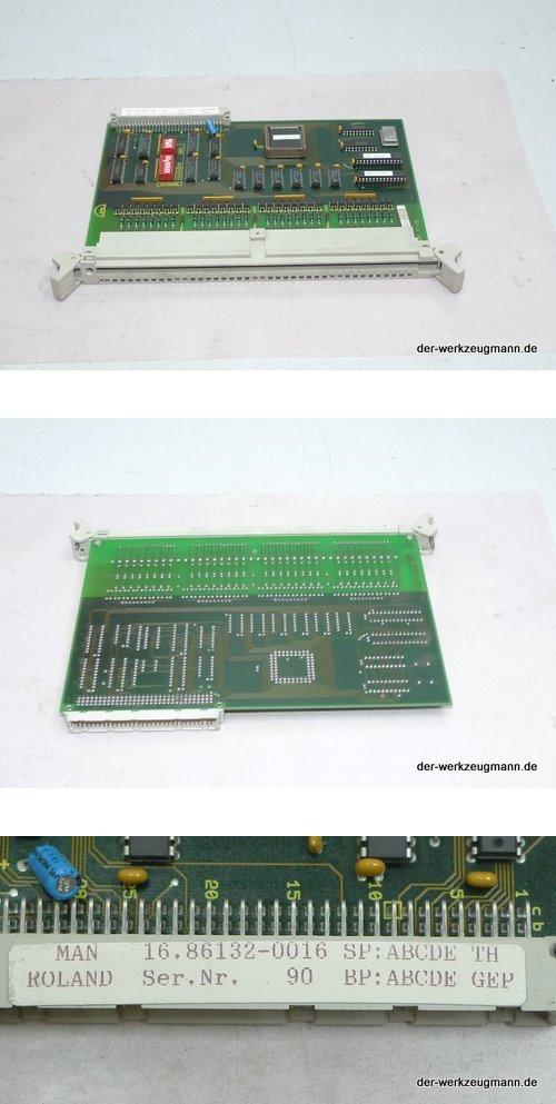 MAN Roland VME.PI-32 16.86132-0016