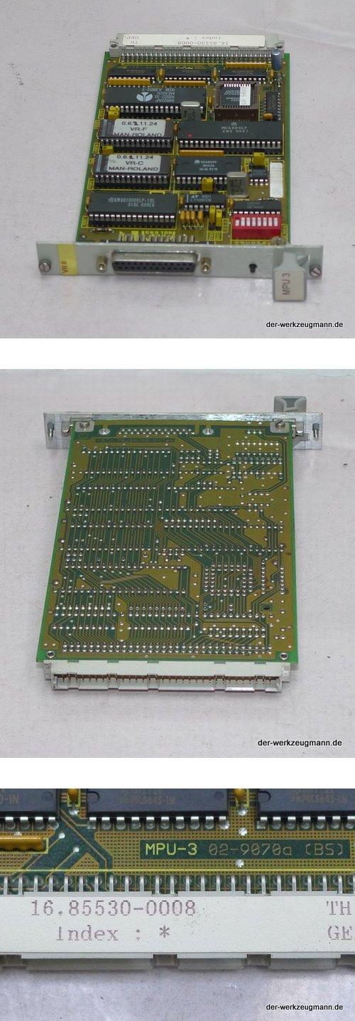 MAN Roland MPU 3 16.85530-0008