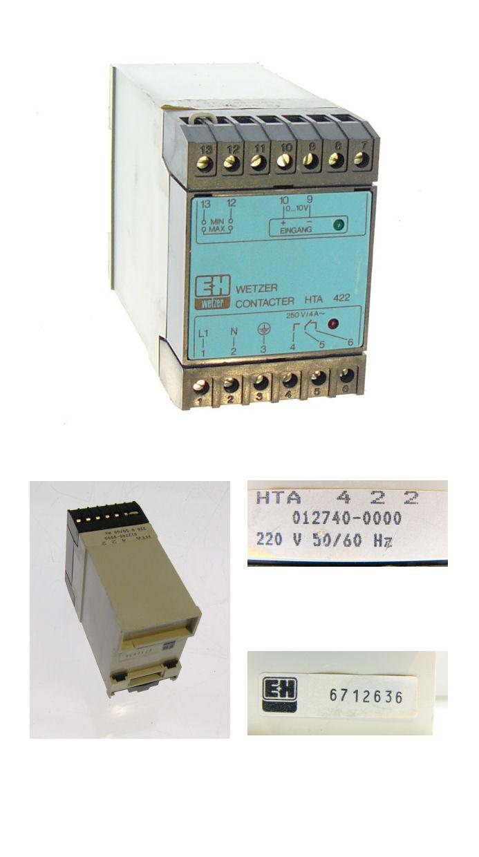 Endress Hauser HTA-422