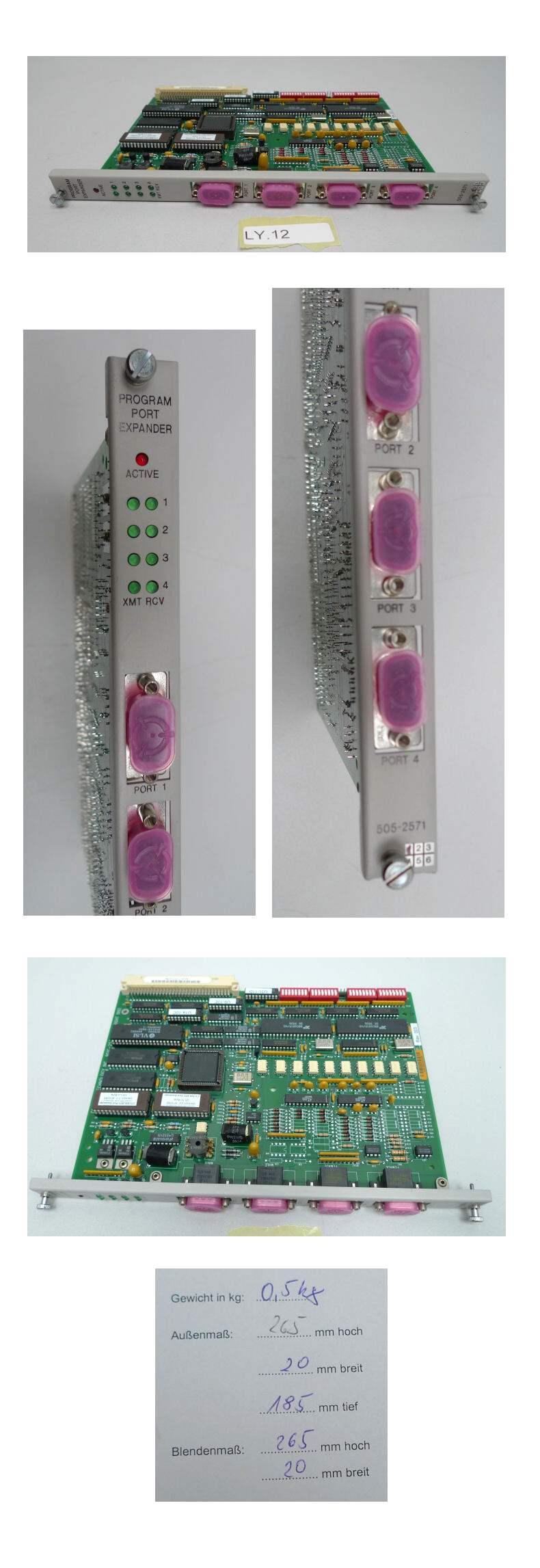 Siemens Texas Instruments 505-2571 5052571 Expander