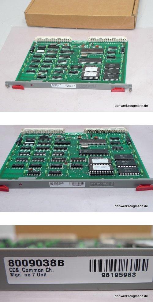 Ericsson Einbaukarte 8009038B CCS