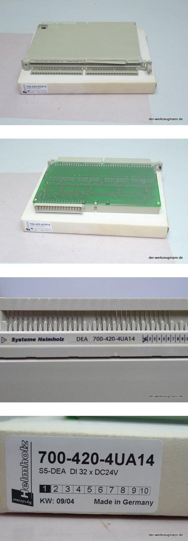 Helmholz SPS Simatic S5 700-420-4UA14 7004204UA14