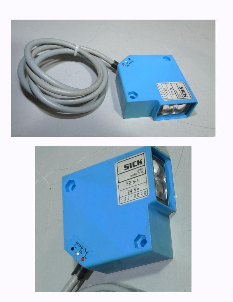 Sick FR6-4 FR 6-4 13419086 Reflexlichtschranke