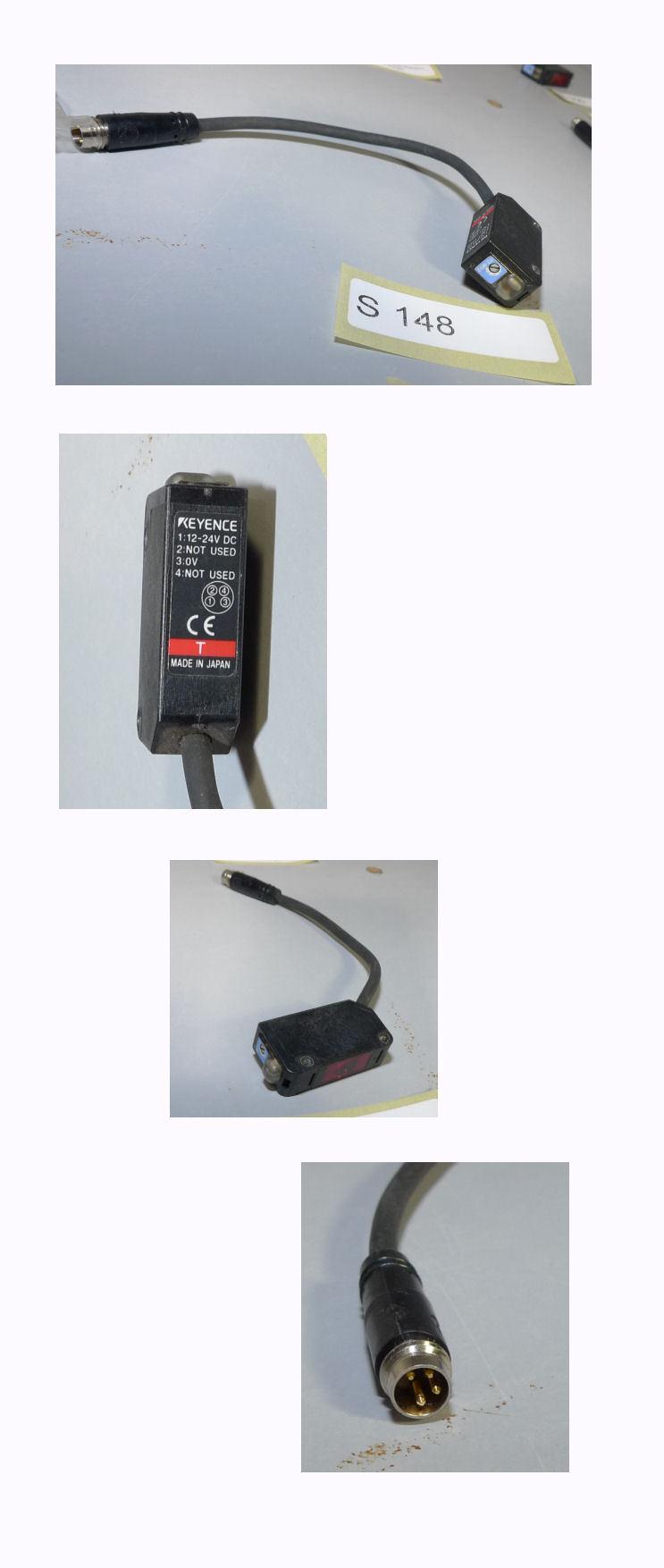 Keyence PZ-M52 PZ Reflexlichttaster