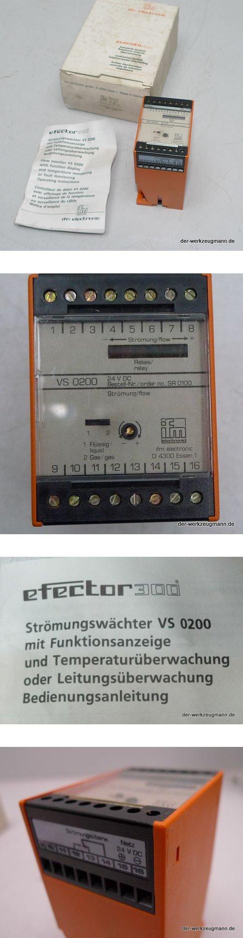 Pepperl Fuchs EG4-RBI 11193 Messverstärker