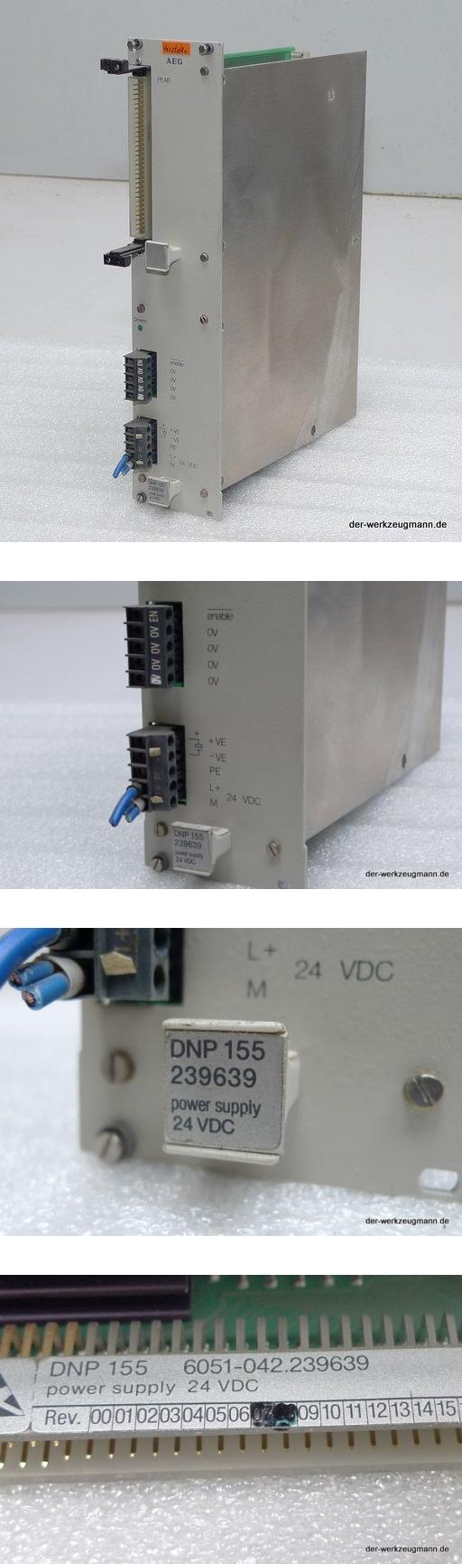 AEG Einbaukarte DNP 155 Stromversorgung 24V DC 239639