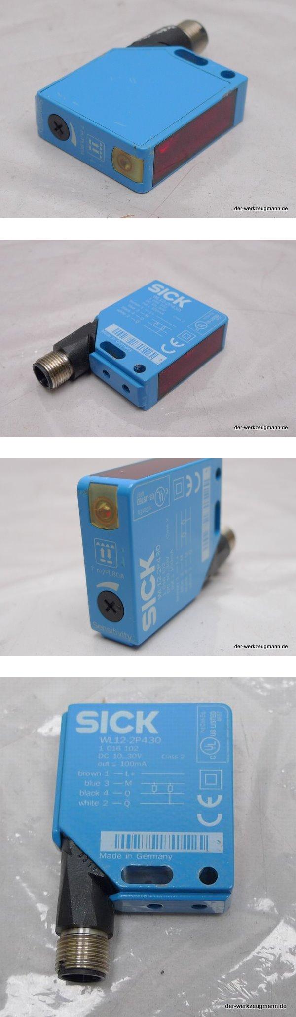 Sick WL12-2P430