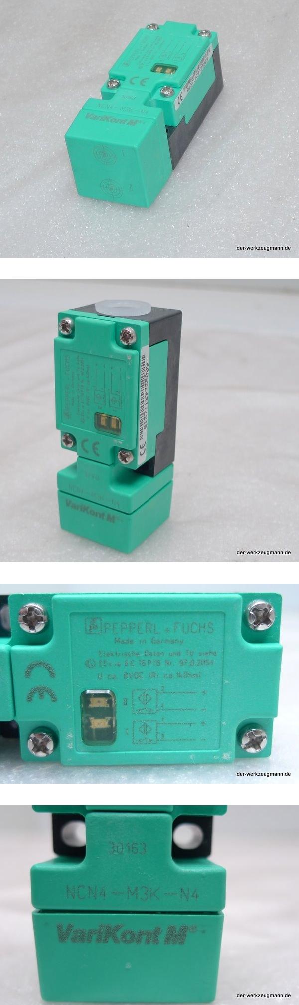 Pepperl Fuchs NCN4-M3K-N4