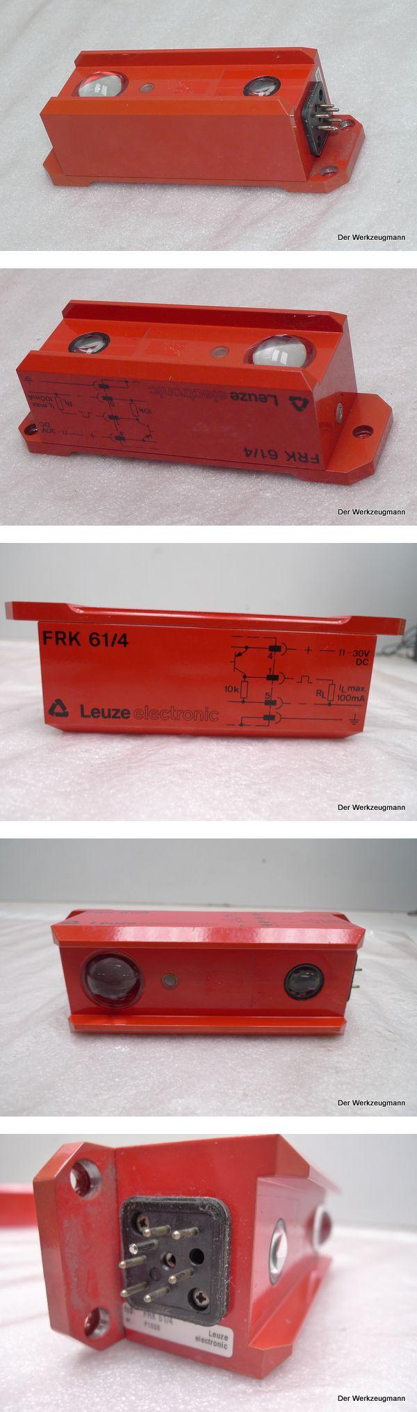Leuze FRK 61/4 Reflexlichttaster