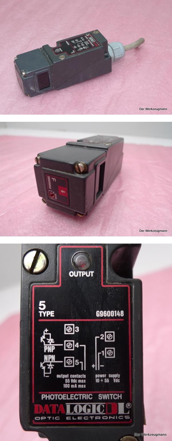 Datalogic Lichtschranke Photoelectric Switch G9600148