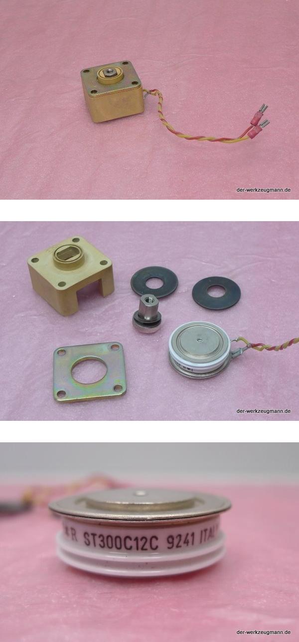 IOR Italy Thyristor ST300C12C 9241