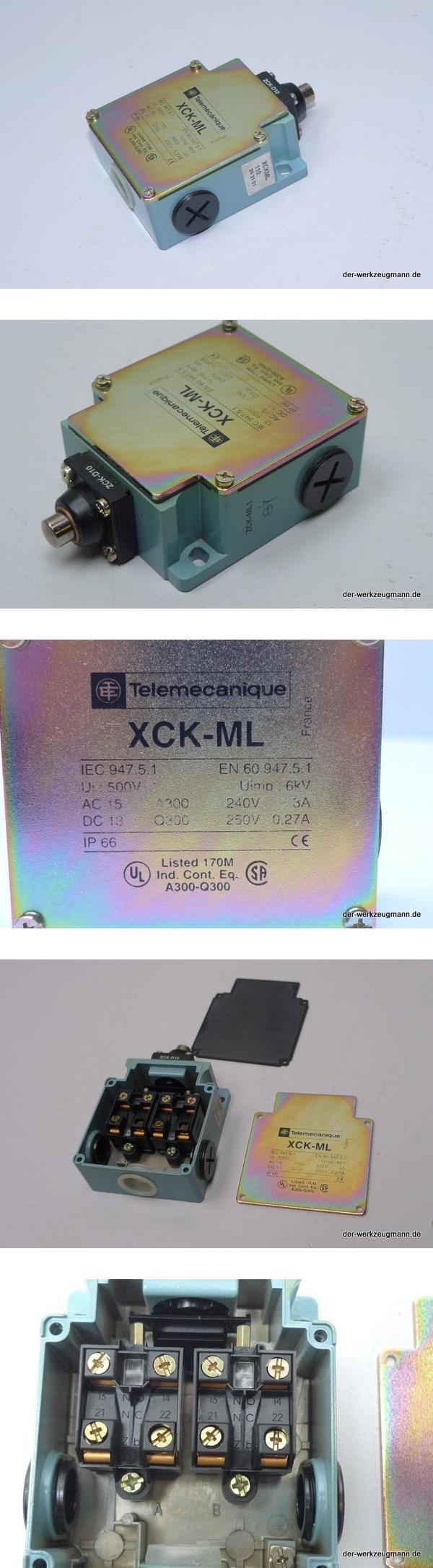 Telemecanique XCK-ML