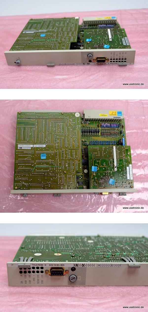 Siemens Teleperm M 6DS1408-8BA