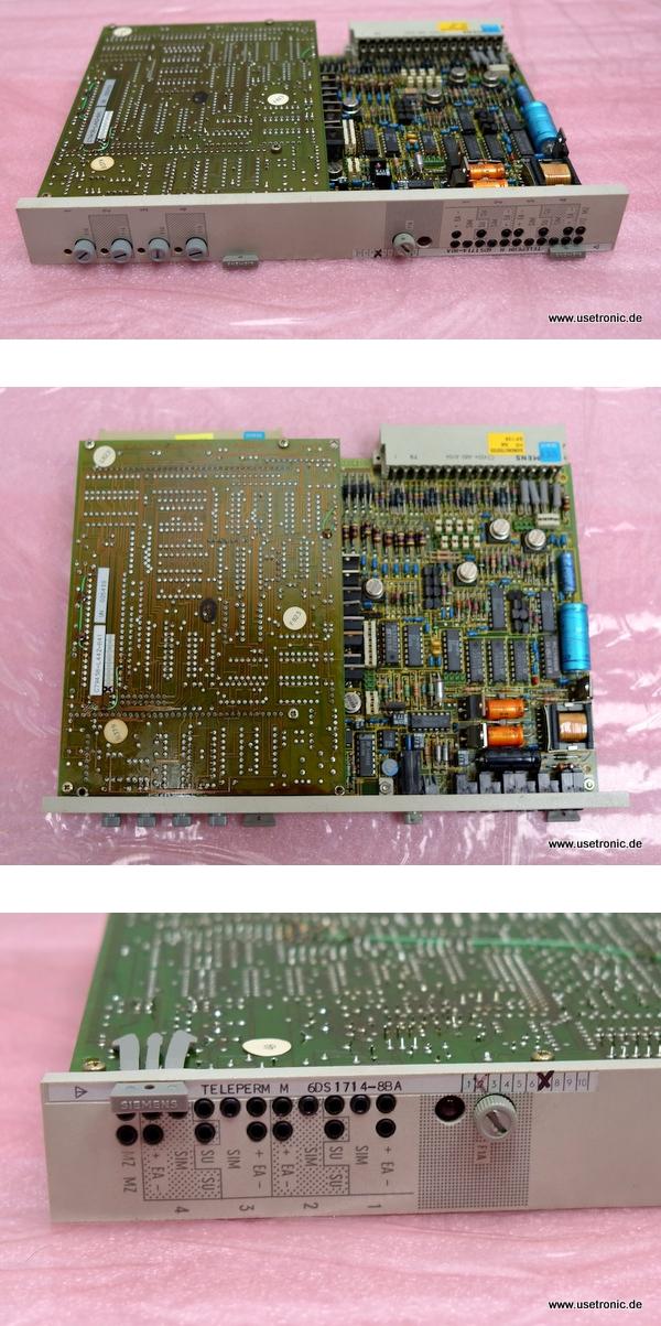Siemens Teleperm M 6DS1714-8BA