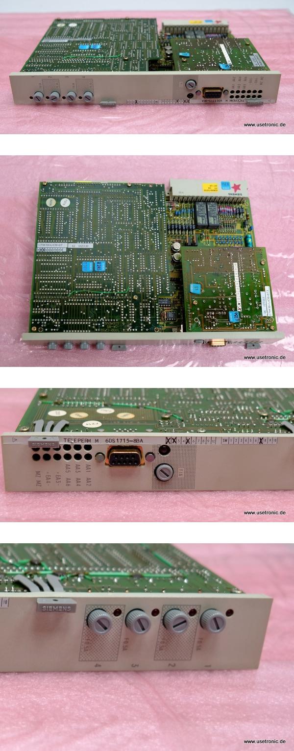 Siemens Teleperm M 6DS1715-8BA
