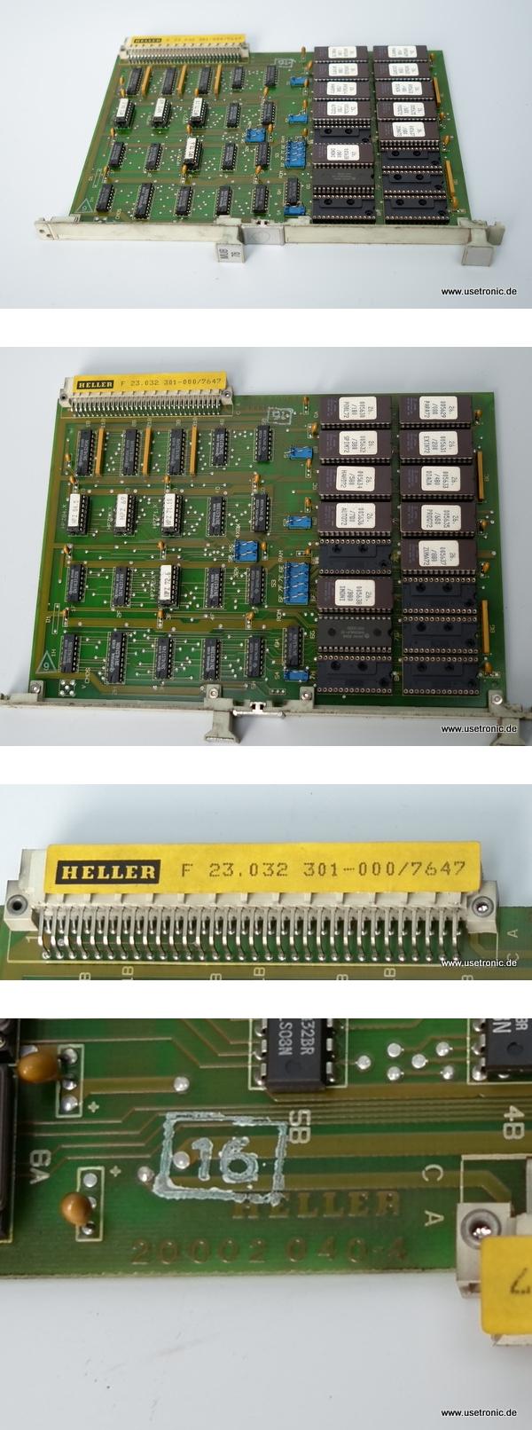Heller F 23.032 301-000/7647