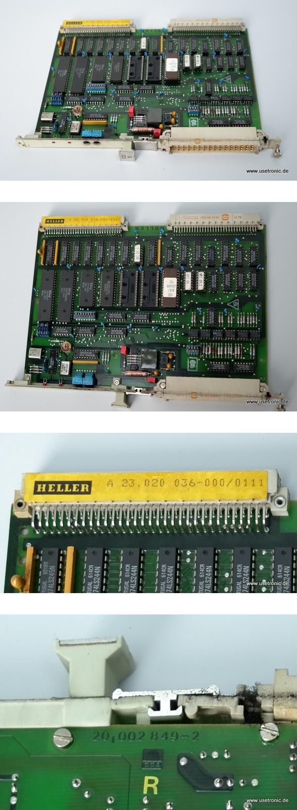 Heller A 23.020 036-000/0111