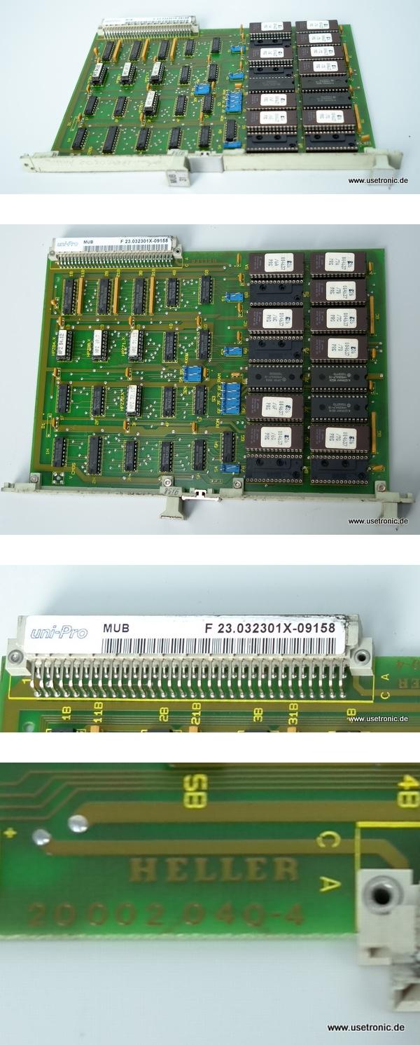 Heller F23.032301X-09158 20.002040-4