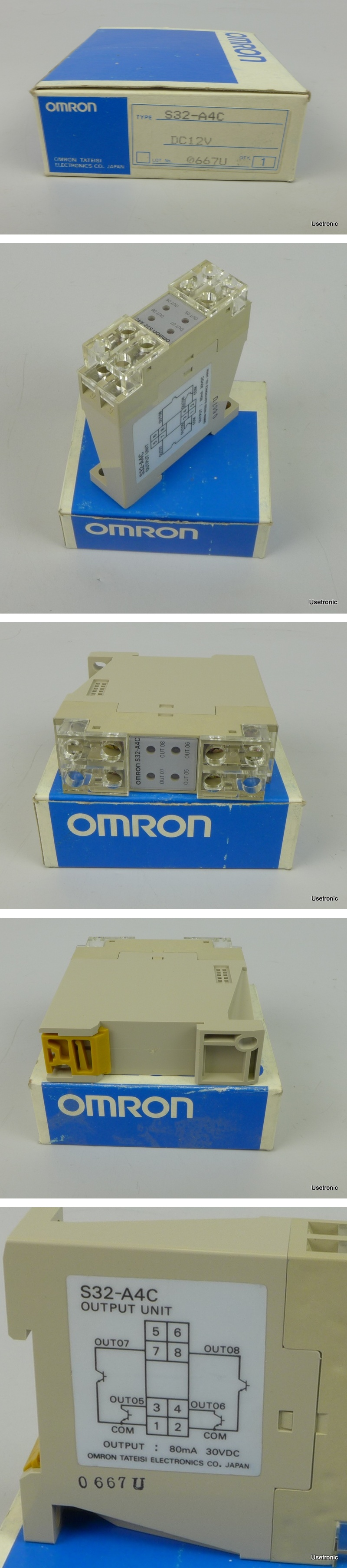 Omron S32-A4C