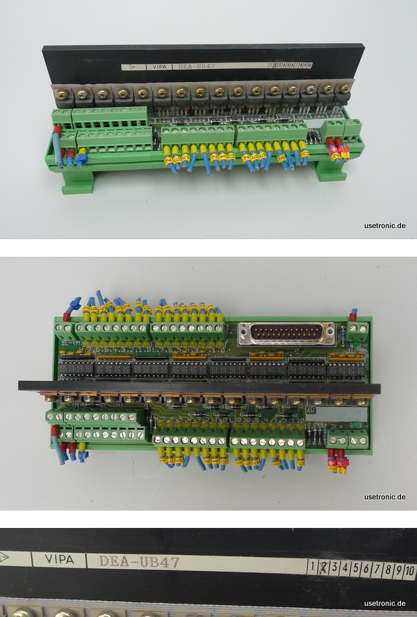Vipa DEA-UB-47 DIGITAL I/0 MODULE