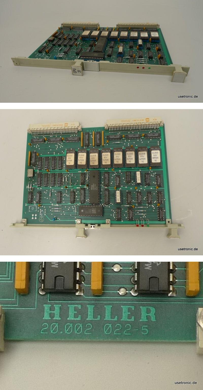 Heller CPU 31 20.002 022-5