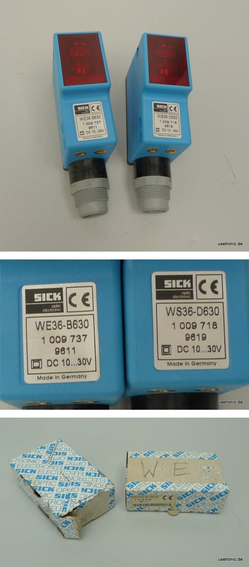 Sick WE36-B630