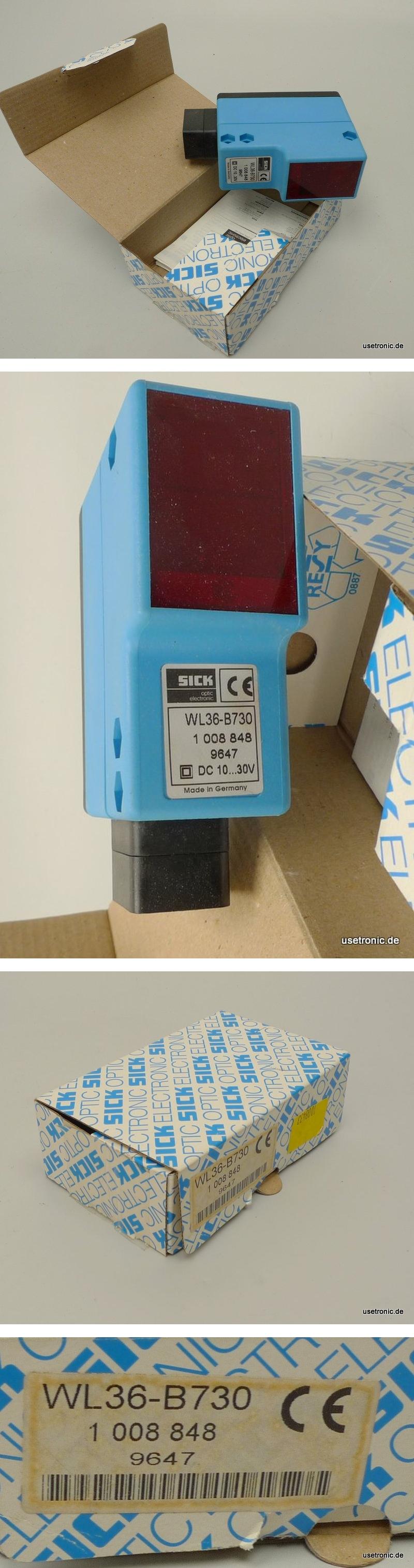 Sick Reflexlichtschranke WL36-B730 1008848