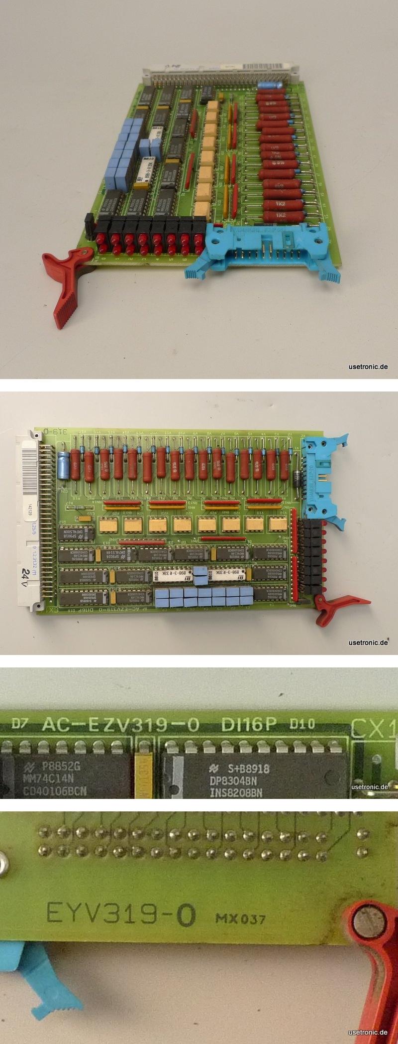 KBA Koenig Bauer Druckmaschine AC-EZV319-0 DI16P EYV319-0