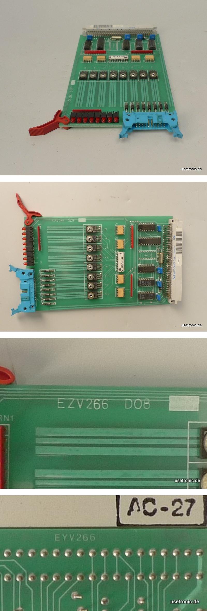 KBA Koenig Bauer Druckmaschine EZV266 DO8 EYV266 MX939