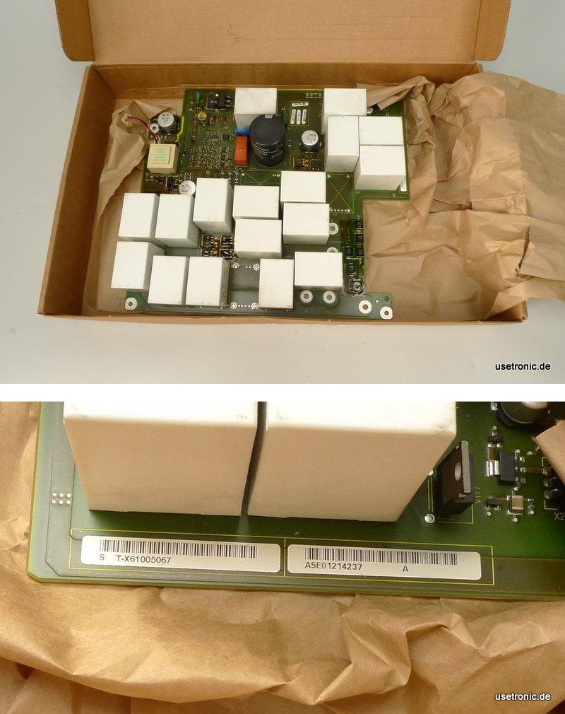 Siemens Platine A5E01214237 für SINAMICS G120