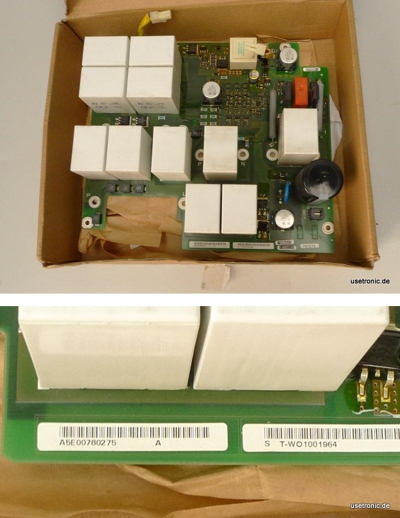Siemens Platine A5E00760275 für SINAMICS G120