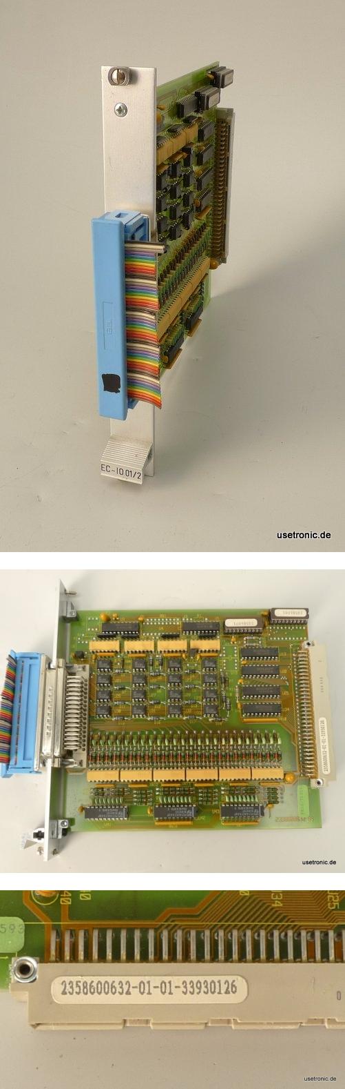 Eckelmann MSR 20 EC-10 01/02 2358600632-01-01-33930126