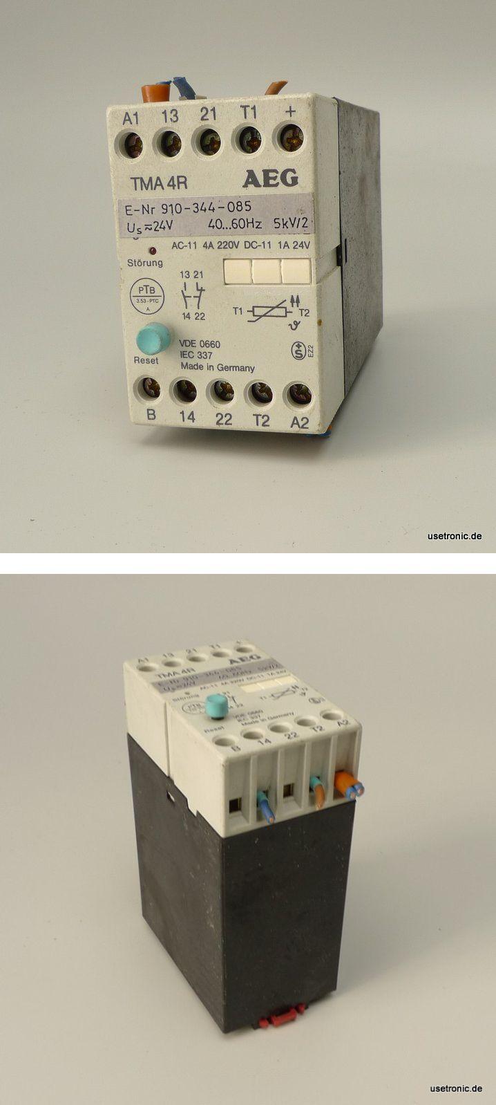 AEG TMA 4R Thermistorschutz 910-344-085
