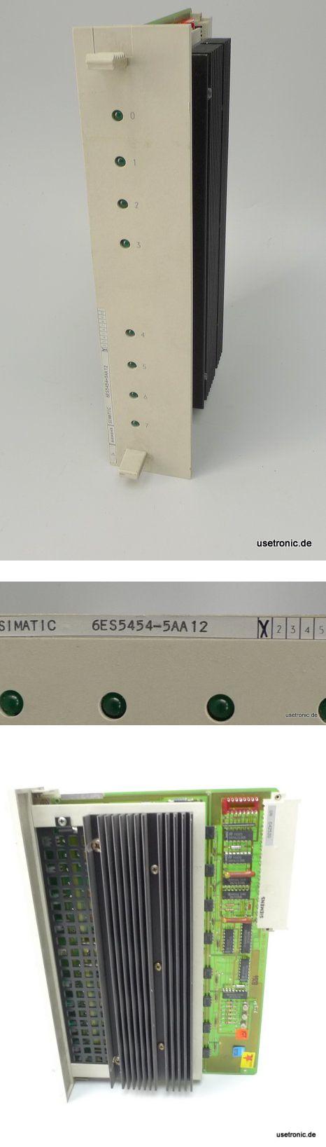 Siemens 6ES5 454-5AA12 6ES5454-5AA12 E:01
