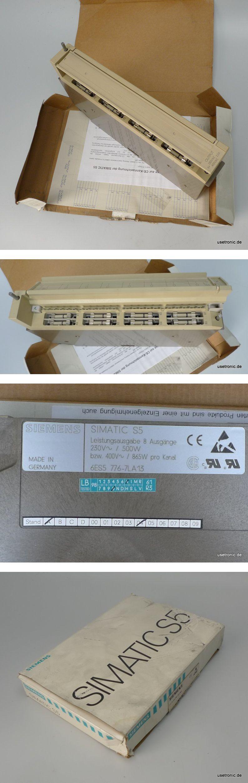Siemens 6ES5 776-7LA13 6ES5776-7LA13