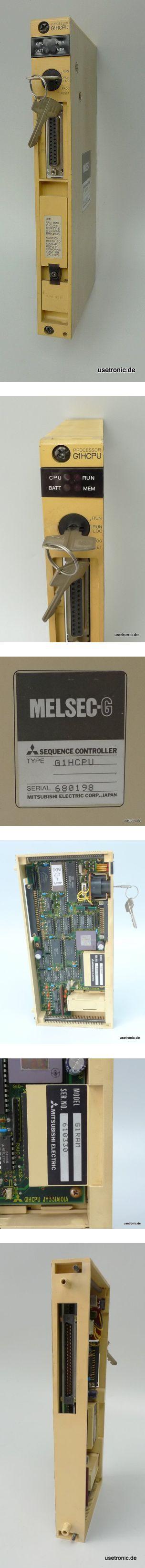Mitsubishi Melsec-G G1HCPU G1RAM CPU Processor
