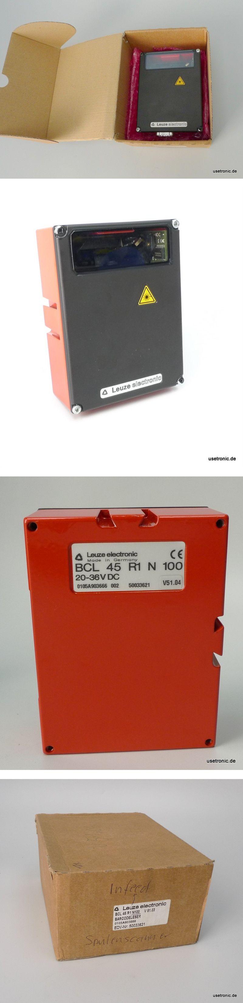 Leuze BCL 45 R1 N 100