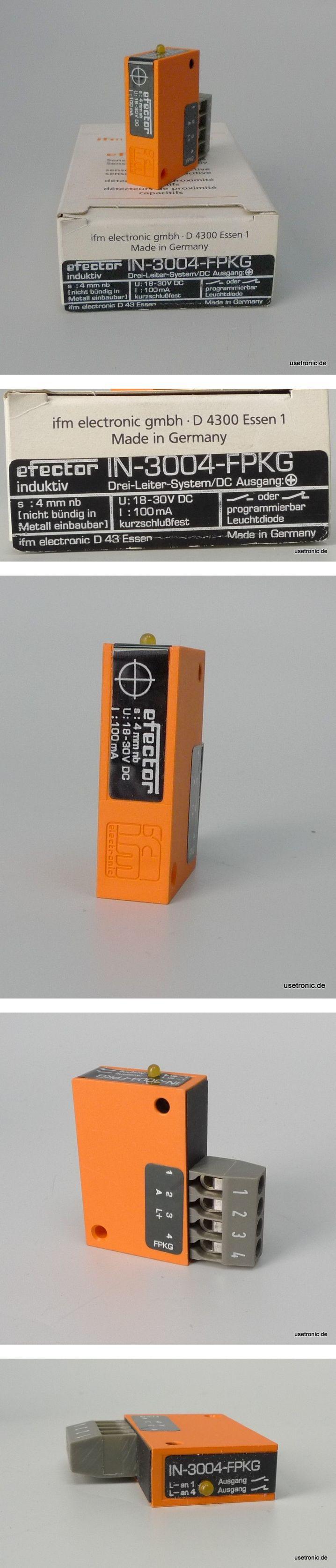 Ifm IN-3004-FPKG IN5200