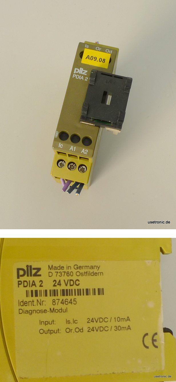 Pilz PDIA 2 874645