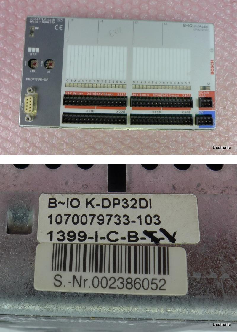Bosch B-IOK-DP32DI 1070079733-103