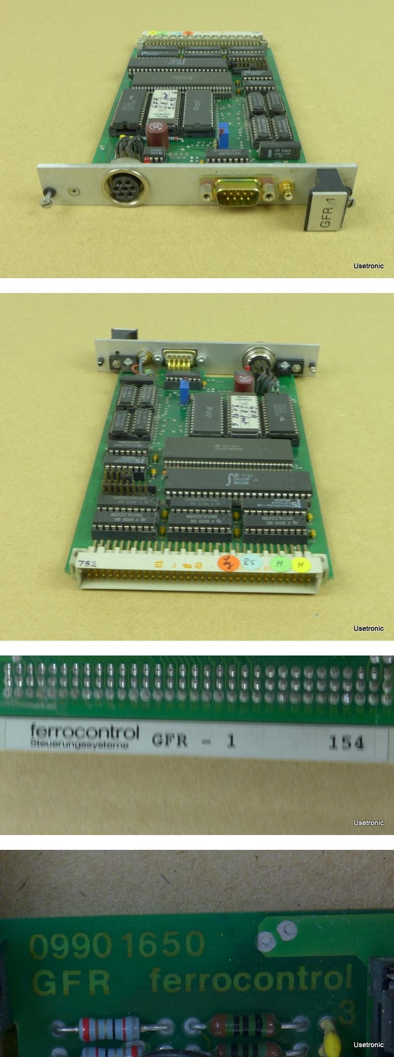Ferrocontrol GFR 1 09901650