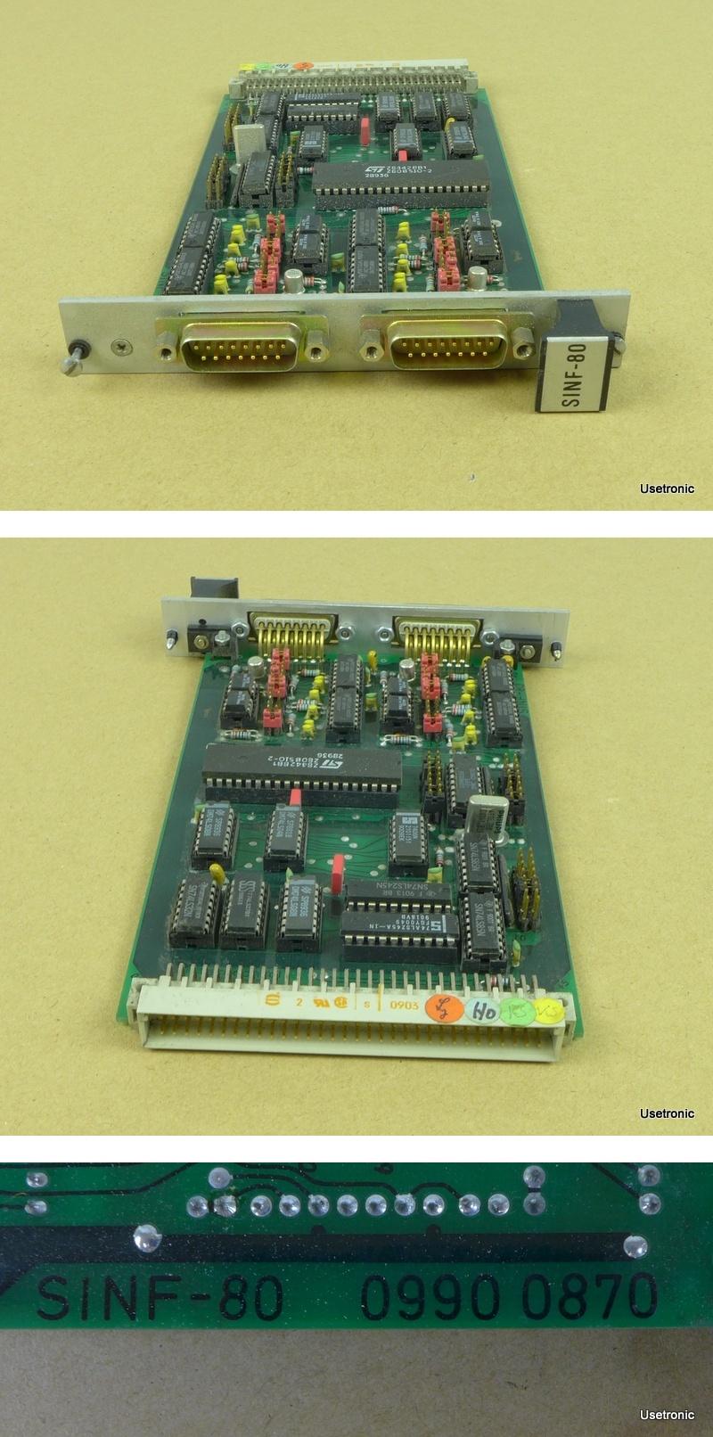 Ferrocontrol SINF-80 09900870